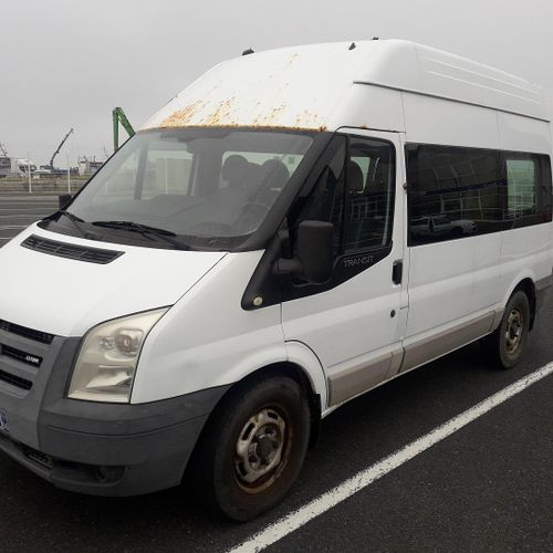 CT] FORD Transit/Tourneo 2006 traction 2.2 TDCi Van 110 hp, 6 seats, Diesel, imm…
