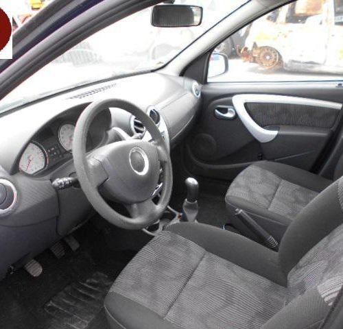 [RP] [ACI]  For professionals only. DACIA Sandero 1.4 MPI 72 hp, bi fuel petrol…