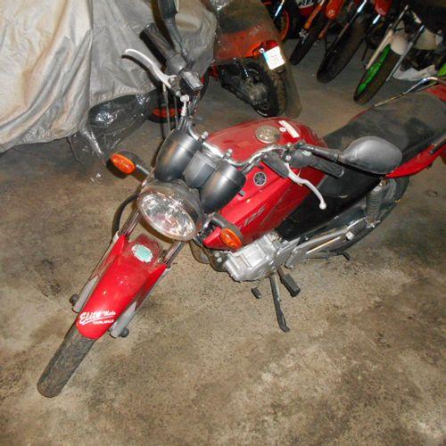 [ACI] Motorcycle YAMAHA YBR 125, Gasoline, imm. CD 647 JX, type L3EYAMML000F071,…