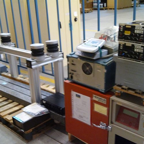 [PR]  For professionals only.  Set of various electrical appliances (years unk…