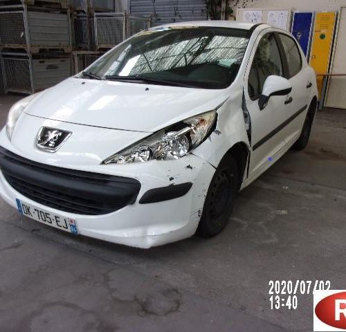 [PR]  For professionals only. PEUGEOT 207 URBAN 1.4 HDi 70 hp, Diesel, imm. DK…