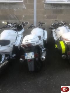 [PR]  For professionals only.  3 motorcycles YAMAHA 1300 FJR, petrol, starting…