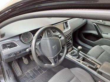 [CT] PEUGEOT 508 Phase 2 Sedan 2.0 Blue HDi 150 hp, Diesel, imm. EG 074 CG, type…
