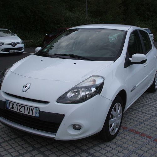 CT] RENAULT Clio III Phase 2 1.5 dCi eco2 75 hp, Diesel, imm. CK 727 VY, type M1…