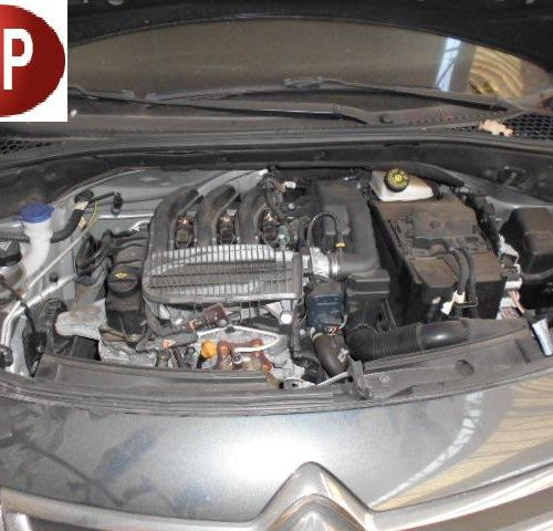 [PR] [ACI]  For professionals only. CITROËN C3 II (A51) 1.2 VTi 82 hp, Petrol, …