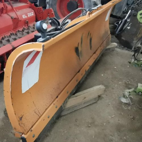 [PR]  For professionals only. Snow plough 3 meters PLUG ODSNIEZNY.  Well deli…