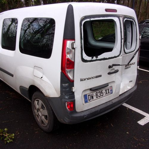 [PR]  For professionals only. RENAULT Kangoo II Phase 2 Express (LCV) Comfort 1…