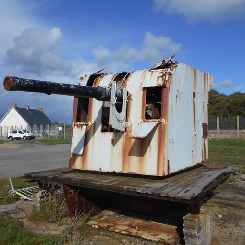 [PR]  For professionals only.  Demilitarized gun with turret. Visits from 2 to…