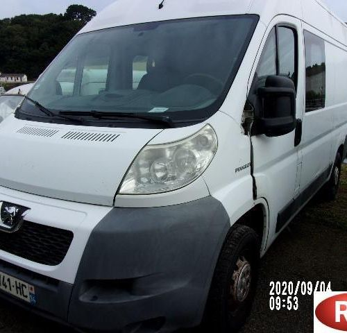 [PR] For professionals only. PEUGEOT Boxer CONFORT III Phase 1/2 Van 335 2.2 HDi…