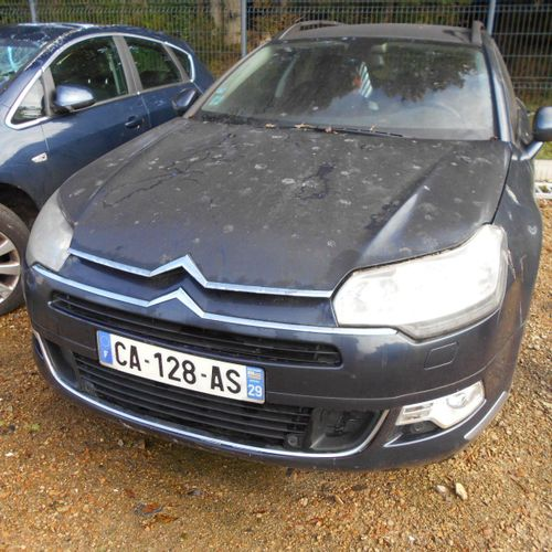 [PR] [ACI] 	 For professionals only. 	CITROËN C5 (X7) Turn 1.6 HDi FAP 115 hp, D…