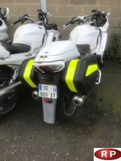 [PR] 	 For professionals only. 	YAMAHA 1300 FJR, Gasoline, imm. DE 989 XY, type …