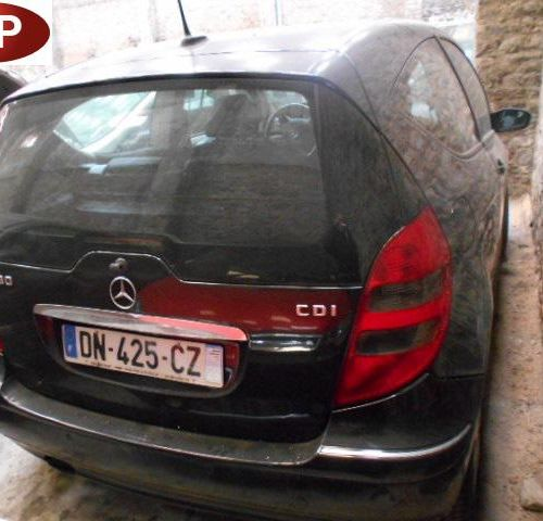 [RP] [ACI] 	 For professionals only. MERCEDES Class A station wagon 180 CDI 2.0 …