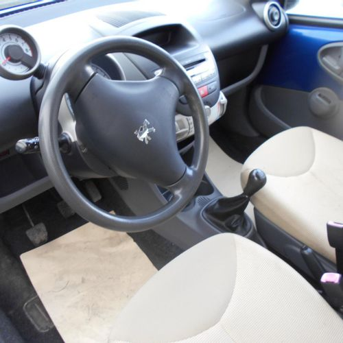 [PR] [ACI] For professionals only. PEUGEOT 107 3 Doors 1.0 i 12V 68 hp, Petrol, …
