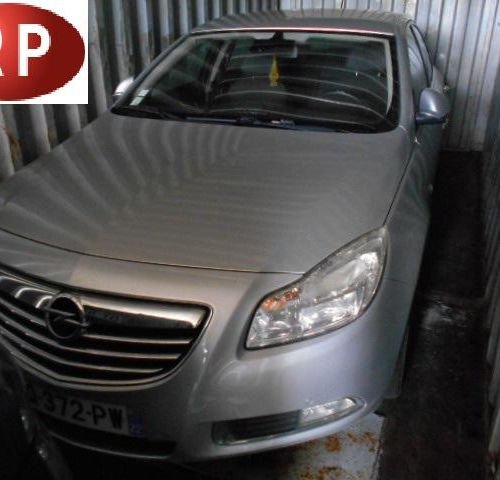 [RP] [ACI]  For professionals only. OPEL Insignia hatchback 2.0 CDTI 16V 130 hp…