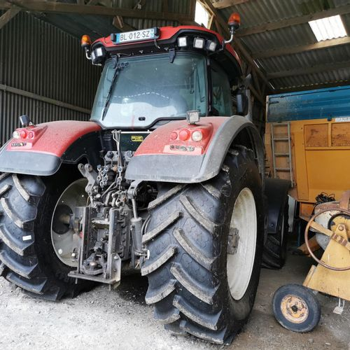 [ACI] Tractor VALTRA S 200, Diesel, imm. BL 012 SZ, type T10VTRTA000Y160, serial…