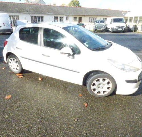 [PR]  For professionals only. PEUGEOT 207 1.4 HDi 70 hp , Diesel, imm. CZ 792 E…