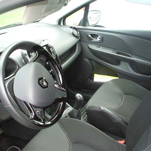 CT] RENAULT Clio IV 1.5 dCi FAP eco2 S&S 83g 90 hp, Diesel, imm. CQ 862 EM, type…