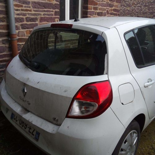 [PR] For professionals only. RENAULT Clio III Phase 2 1.5 dCi eco2 75 hp, Diesel…