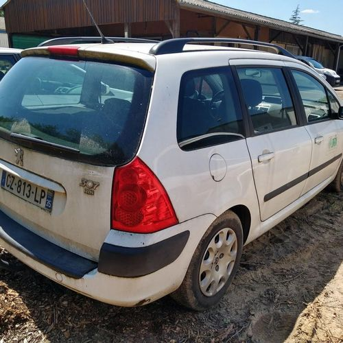 [PR]  For professionals only. PEUGEOT 307 Restylée Break 1.6 HDi 16V 90 hp, Di…