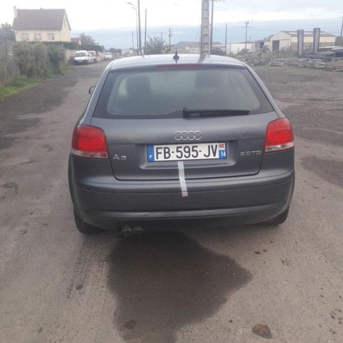 [PR] [ACI] 	 For professionals only. 	 AUDI A3 Series 2 2.0 TDi 16V 136hp, Diese…
