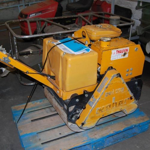 [PR]  For professionals only.  Ball compactor WEBER (1999), type DVH 550R, ser…