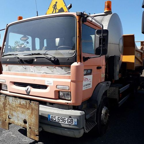 [PR]  R The new regulation is intended for professionals only. Truck RENAULT M…