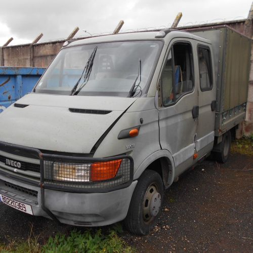 [PR] [ACI]  For professionals only. IVECO Daily III Van 35C13V8 2.8 TD 125 hp, …