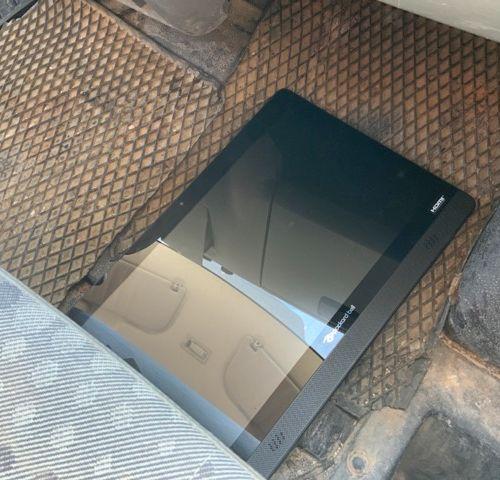 Un ordinateur all un one Packard Bell