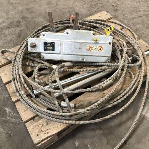 Appareil de traction à cable 3,2 t TRACTEL TIRFOR T 532 D Observations : « à rev…