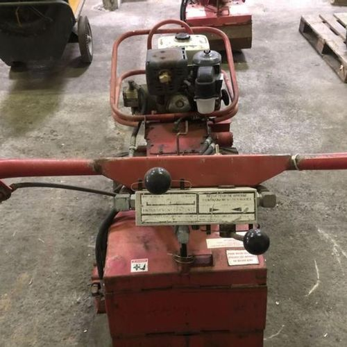 Rotavator essence 11 CV largeur 51 cm BARRETO 1320 Observations : Pas de plaque …
