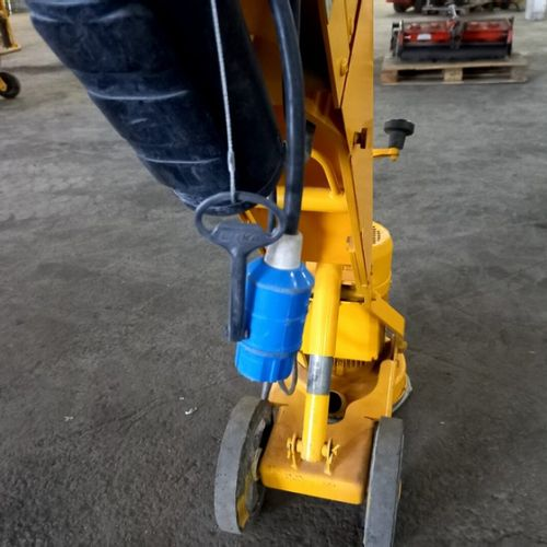 CONCRETE FLOOR SANDING MACHINE 230 V HUSQVARNA PG 280 SF 2010 Year: 2010 Color: …