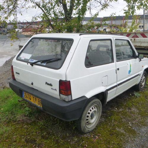 [RP] 'For professionals only' . FIAT Panda, Petrol, imm. 2474 TR 86, type MFT100…