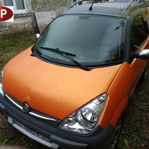 RP][ACI] 'Reserved for professionals' AIXAM Diesel powered small car, imm. ED 00…