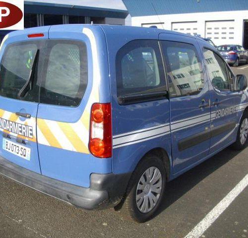 [RP] 'For professionals only' . CITROEN BERLINGO, Diesel, imm. BJ 073 SQ, Type 7…