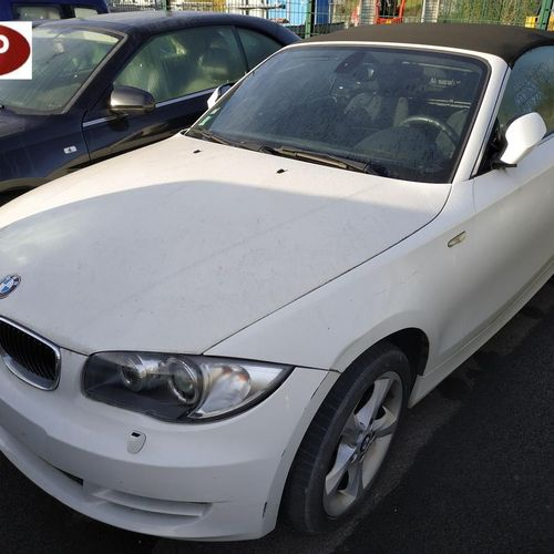 RP][ACI] 'For professionals only' BMW SERIES 1 Cabriolet, Diesel, imm. AR 025 PG…