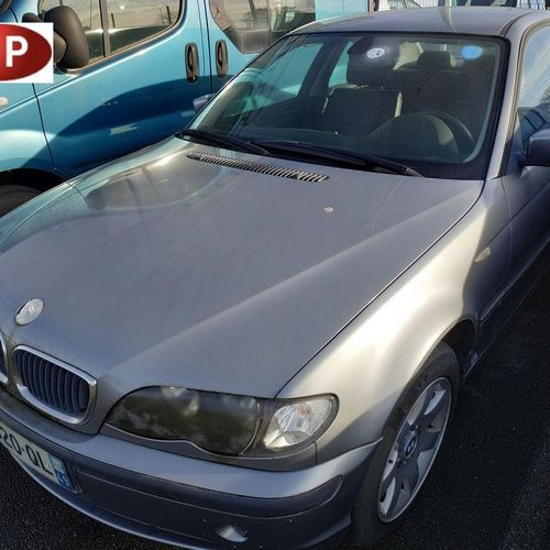 RP][ACI] 'For professionals only' BMW SERIES 3, Imm. Diesel imm. AT 620 QL, type…