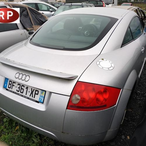 RP][ACI] 'For professionals only' AUDI TT series 1 1.8 i Turbo Coupe 180 HP Petr…