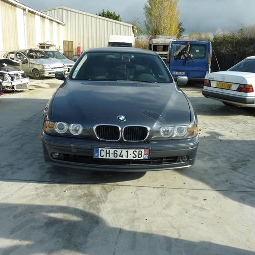 [RP] 'For professionals only' . BMW 5 Series, Diesel, imm. CH 641 SB, type MBM55…
