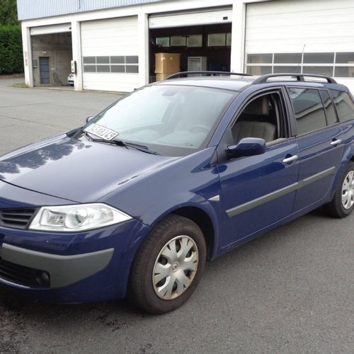[RP] [ACI] 'For professionals only' RENAULT MEGANE 1.5 DCi 85 BREAK Diesel, imm.…