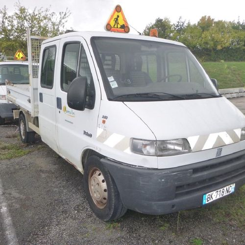 [RP] 'For professionals only' . FIAT Ducato fg, Diesel, 7 seats, imm. BK 718 NC,…
