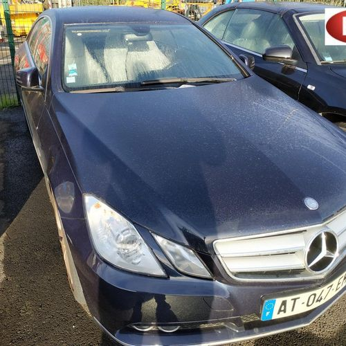 RP][ACI] 'Reserved for professionals' MERCEDES CLASS E Coupé E250 2.1 CDI DPF 16…