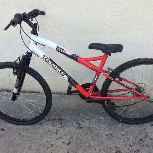MTB bitwin child ;  MTB child Top Bike 50. Service remittance : COMMUNE CARQUEF…