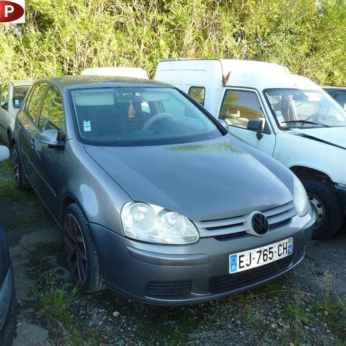 RP][ACI] 'For professionals only' . VOLKSWAGEN Golf, Diesel, imm. EJ 765 CH, typ…