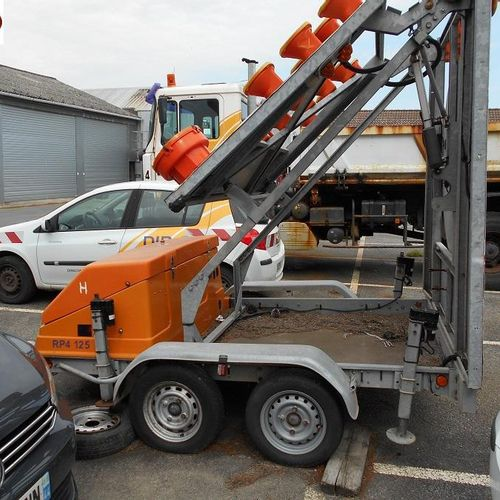 RP] [ACI] For professionals only: AMCA NOVAL FLR trailer imm. BS 366 CZ, type 07…