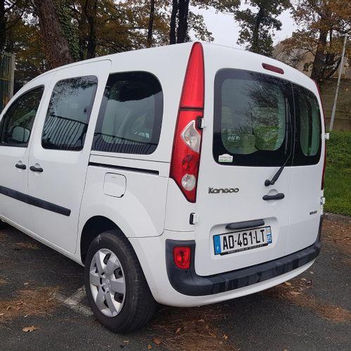 CT] RENAULT Kangoo II (VP) 1.5 dCi eco2 86 hp Diesel, imm. AD 461 LT, type M10RE…