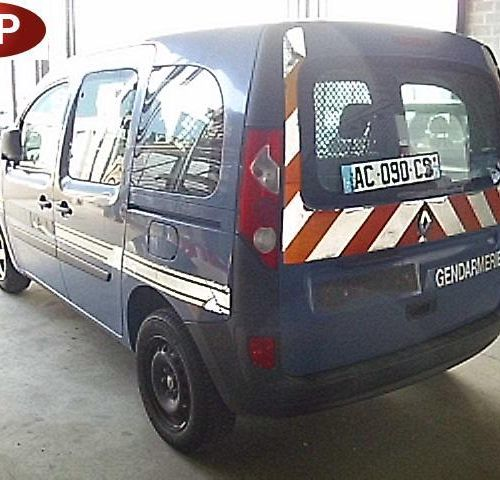 [RP] 'For professionals only' . RENAULT KANGOO Diesel, imm. AC 090 CS, type MRE5…