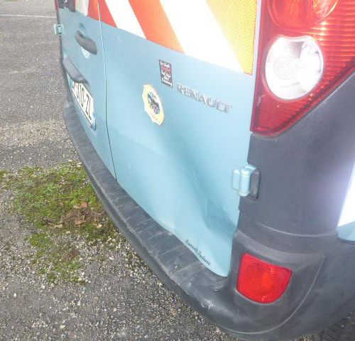 [CT] RENAULT Kangoo, Diesel, 2 seats, imm. CF 310 ZL, type FW1AB5, serial no. VF…