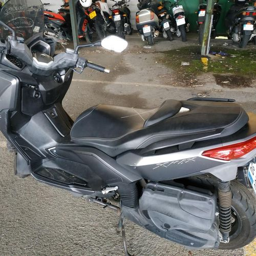 [ACI] YAMAHA X MAX Scooter Gasoline, imm. DG 098 XE, type L3EYAMM1000B536, seria…