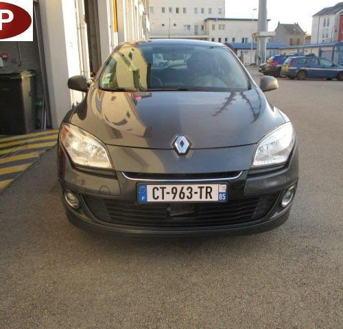 RP] Reserved for professionals RENAULT Mégane III Phase 2 1.5 dCi 110 hp Diesel,…