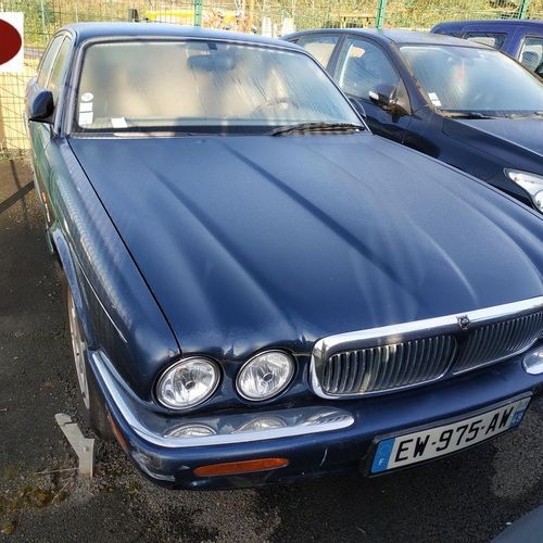 RP][ACI] 'For professionals only' JAGUAR X300 Petrol, imm. EW 975 AW, type MJA00…